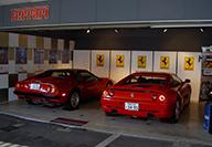 Ferrariピット